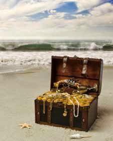 El cofre del tesoro