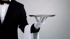 El camarero que no miraba a los ojos